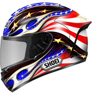 3e37ba1d Shoei X 12 Glory 2 TC-2 Helmet - Free Shipping on all Shoei Helmets ...
